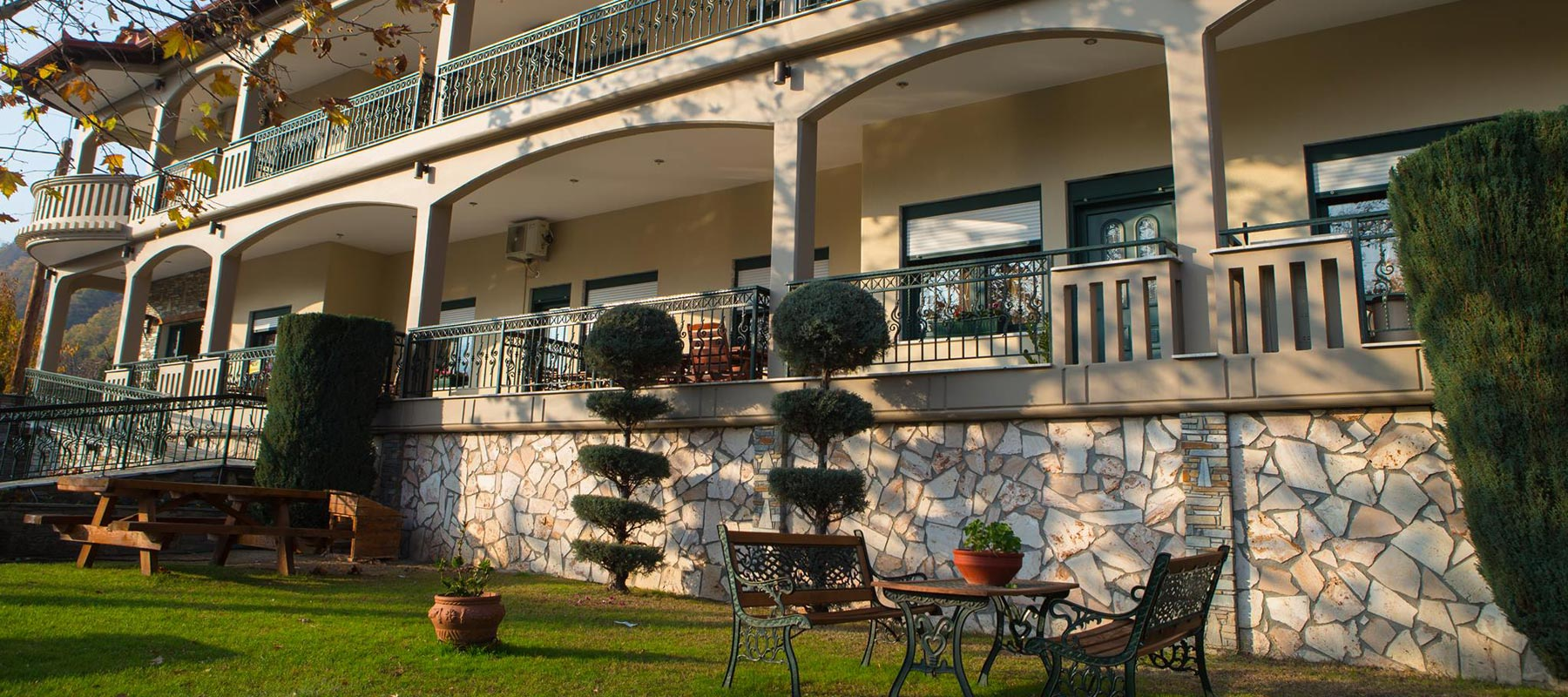 Accommodation Loutra Pozar